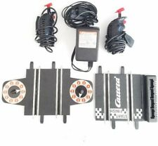 Carrera GO!!! Power Pack, Power Track, Hand Controllers, Lap Counter Lot 1:43