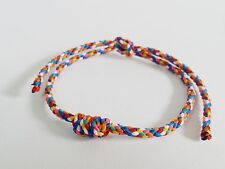 Authentic Thai Blessed Buddhist Wristband Fair Trade Wristwear Multicolor #6