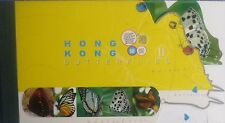 China Hong Kong 2007 Booklet Butterfly stamp II