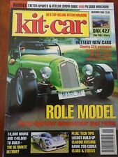 Kit Car Nov 2000 Dax 427, Marlin Sportster, Ultima