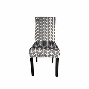 Spandex Dining Chair Covers Stretchable Protective Slipcover Home Party Decor