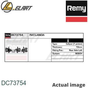 BRAKE CALIPER FOR LANCIA FIAT CHRYSLER DELTA III 844 955 A4 000 944 A 3 000 REMY