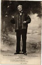 CPA  M.Ch.Gohel en costume de Cultivaleur Normand (Val-de-Saire) ... (209431)