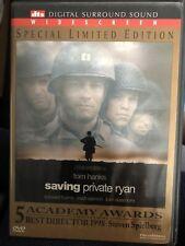 Saving Private Ryan (Dvd, 1999, Dts Surround)