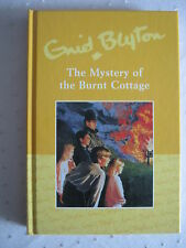 Enid Blyton  The Mystery of the Burnt Cottage  Dean Edition 2004