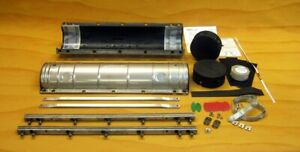 PLP PREFORMED LINE PRODUCTS 8006251 12.5X28 STAINLESS STEEL SPLICE CASE CLOSURE