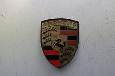 PORSCHE 911 912 F Modèle SWB hottes EMBLÈME ORIGINAL tempête BADGE