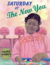 Saturday at the New You, Barber, Barbara A., Very Good Book