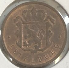 1947 ~ LUXEMBOURG ~ 25 CENTIMES ~ XF40 Condition