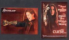 Witchblade Season 1 Boxloader Chase Card #2