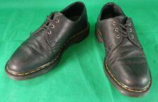 Dr Martens 21144 Adult Unisex Black Boots Shoes Low Top Lace-Up UK 8 EU 42 (B)