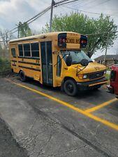 2005 Ford Bluebird School Bus