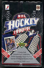 1990-91 Upper Deck Hockey High Series Factory Sealed Box - Bure, Jagr + RC's