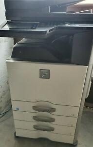 Sharp MX-2614 Farbkopierer MFP DIN A4/A3 Duplex, nur 137.000 Seiten