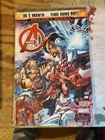 Avengers #44 VF 2015 Marvel Comic Jonathan Hickman Secret Wars