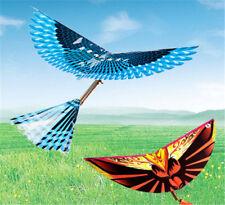 Creative Rubber Band Power DIY Air Plane Birds Model Kites Kids Outdoor ToyEP