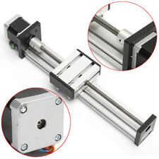 CNC Z Slide Ball Screw Linear Slide Stroke Rail 500mm Actuator Stepper Motor 1PC