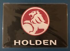 Holden Tin Sign