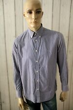 HARMONT & BLAINE Camicia Uomo Shirt Man Chemise Maglia Camisa Blusa Taglia L