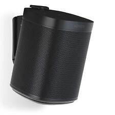 1 x Flexson Tilt & Swivel Wall Mount / Bracket SONOS ONE / ONE SL / Play:1 Black