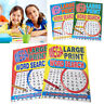 2 Word Search Book Puzzle LARGE Print A4 Learning Brain Activity Puzzle Teaser