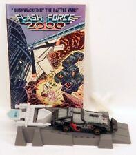 Matchbox Datsun/Nissan 280ZX Post-Apocalyptic Style Flash Force 2000 w/Comic