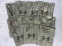 Under Armour Men's Body Fit Tee Crew Neck Short Sleeve T-Shirts Dri-Fit S M L XL
