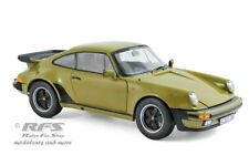 Porsche 911 Turbo 3.3  Baujahr 1977  oliv grün  1:18  Norev 187575 NEU