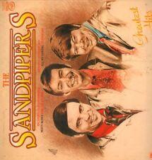 The Sandpipers(Vinyl LP)Greatest Hits-MFP-MFP 50433-UK-1970--VG/Ex