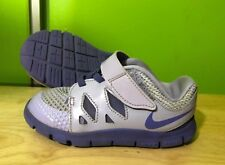 Baby NIKE FREE 5.0 Shoes Size 8C Purple