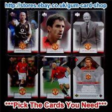 Carte collezionabili calcio 2002 ryan giggs