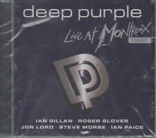 Deep PURPLE Live at Montreux 1996 CD NUOVO Fireball Ted the Mechanic BLACK NIGHT