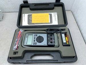 NEW OMEGA Handheld Digital Multimeter HHM-25 KIT