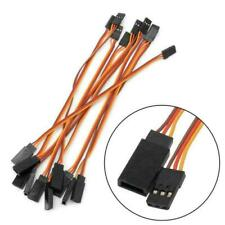10pc 200MM Servo Extension Male to Female Lead Wire Cable For RC/Futaba/JR