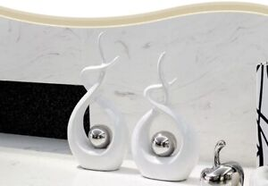 Modern Ceramic Abstract Art Ornament Bookshelf TV Cabinet Living Room Decoration