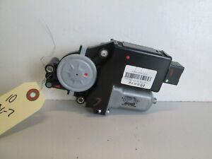 2007-2012 MAZDA CX-7 Sunroof Motor ENGINE OVERHEAD SUN ROOF MOON OEM 833100-4021