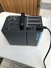 """Broncolor Primo A """"Fashion"""" flash pack - good condition fully working #36"""