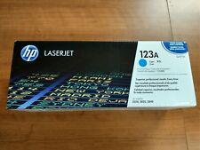 Q3971A 123A Genuine HP Cyan Toner Color LaserJet 2500L 2550LN 2550 2800 2820 !