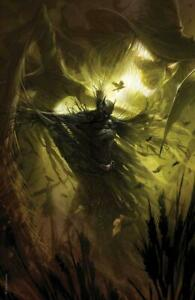 Batman: Fear State: Alpha #1 Francesco Mattina Foil Variant