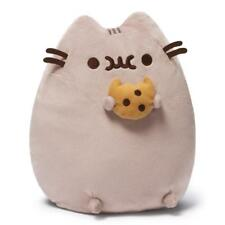 Pusheen The Cat With Cookie GUND Cute Soft Plush Animal Toy 24cm Delivery