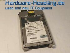 "HP 36GB 15k rpm SCSI 3,5"" HDD BF0368A4B9 404714-001 356914-007 404670-008"