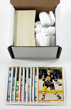 1990-91 OPC O-Pee-Chee Premier Hockey Set (132) Nm/Mt Jagr Modano Roenick RCs