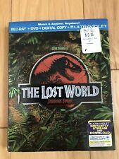 New ListingThe Lost World: Jurassic Park (Blu-Ray/Dvd, 2013, 2-Disc Set)