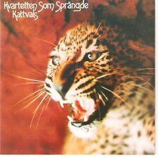 """Kvartetten: """"Som Sprängde Kattvals""""  (CD)"""