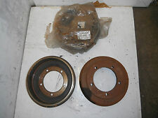 FORD TRANSIT BRAKE DRUMS 92VB1126AA, D16XA UNUSED