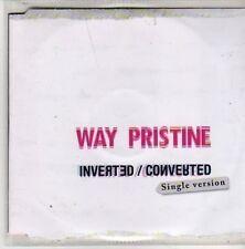 (AL49) Way Pristine, Inverted / Converted - DJ CD