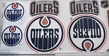 Skinit NHL Edmonton Oilers Car Decals 49-by-25-Inch Sheet Tailgate Pack $50