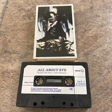 All About Eve Rare 5 Song Promotional Cassette