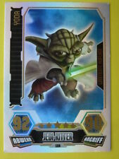 Force Attax Star Wars Serie 3 (2012, rot), Yoda (LE4), Limitierte Auflage