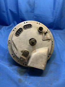 Triumph Bsa Front Conical Wheel Hub And Brake Plate #